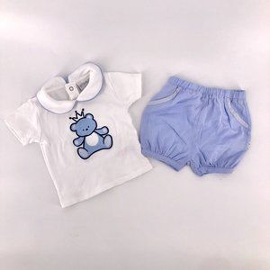 Baby Boys Shorts Outfit Traditional Baby Wear 3-6
